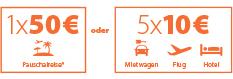 check24 reise urlaubs gutschein 50 00 euro g ltig bis ebay. Black Bedroom Furniture Sets. Home Design Ideas